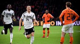 Nefes kesen maçta son sözü Almanya söyledi