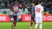 İşte Trabzonspor - Antalyaspor maçının özeti