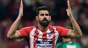 Atletico'da Diego Costa krizi