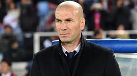 Zidane'dan sürpriz transfer hamlesi