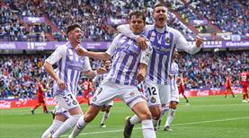 Enes sahne aldı, Valladolid ligde kalmayı garantiledi