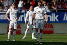 Real Madrid 45 yıldır bunu görmemişti