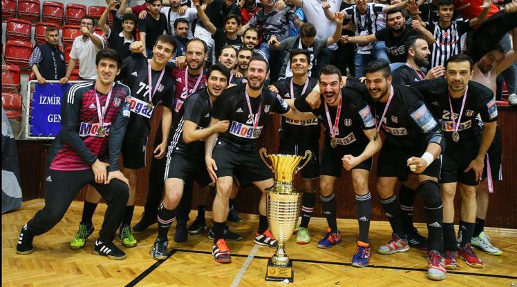 Türkiye Kupası Beşiktaş Mogaz'ın