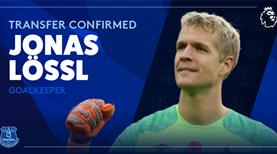 Everton, Lössl'ü transfer etti