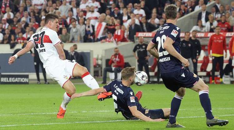 Ozanlı Stuttgart avantajı kaptırdı