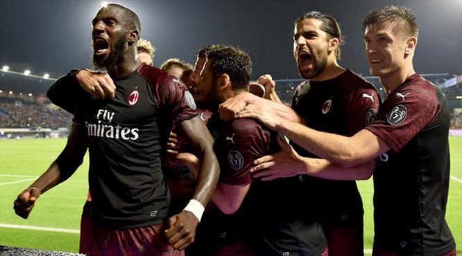 Milan'a Avrupa Ligi tesellisi (ÖZET)