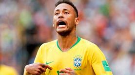 Neymar artık Brezilya'nın kaptanı değil