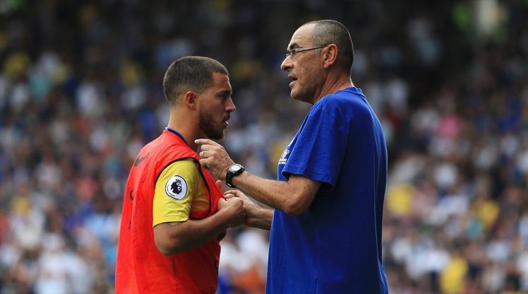 """""""Antrenmanlar Hazard'a çok kolay geliyor"""""""