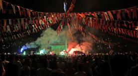 Gaziantep sokaklarında şampiyonluk böyle kutlandı