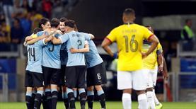 Uruguay'dan dört dörtlük başlangıç