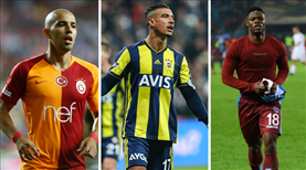 Süper Lig'in yıldızları Mısır'da sahne alıyor