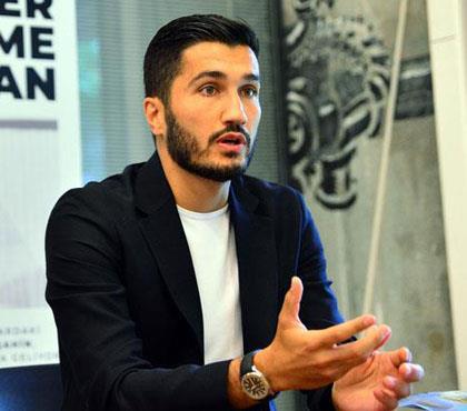 Nuri Şahin'den yabancı sınırı açıklaması