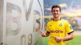 Mateu Morey, Borussia Dortmund'da