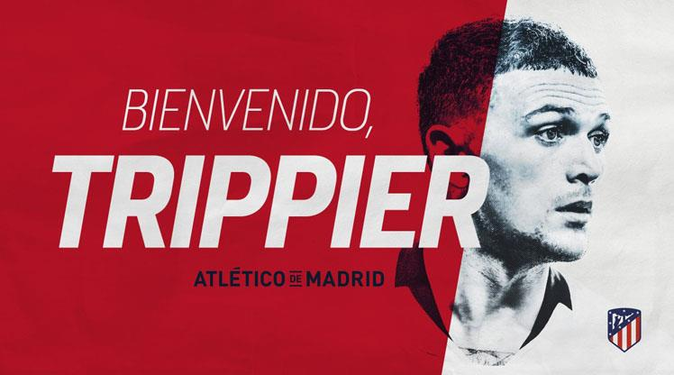 Atletico Madrid Trippier'i açıkladı