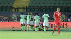 Nijerya Afrika Kupası'nda 3. oldu