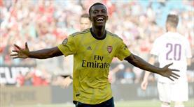 Arsenal'e Amerika havası yaradı (ÖZET)