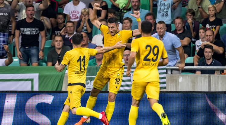 Yeni Malatyaspor'a tur bileti Jahovic'ten