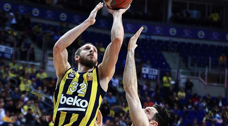 Fenerbahçe Beko'da ayrılık var
