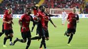 Gazişehir - Gençlerbirliği: 4-1 (ÖZET)