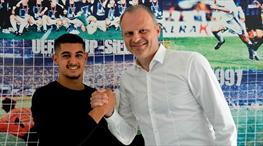 Levent Schalke'ye imza attı