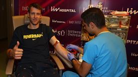 Fenerbahçe'de Beko'da sağlık kontrolü
