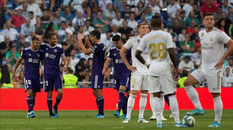 Real Madrid'e sahasında ağır darbe
