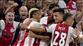 Ajax bir kez daha Devler Ligi'nde (ÖZET)