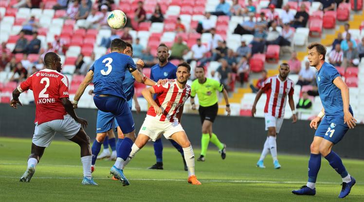 4 gollü maç BB Erzurumspor'un
