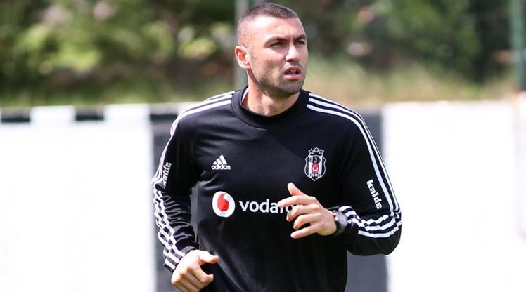Beşiktaş'ta gözler Burak Yılmaz'da