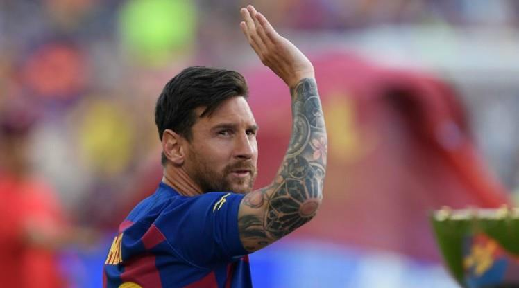 Messi'ye MLS kancası