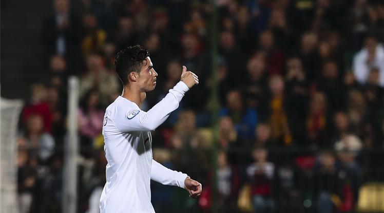 Ronaldo rekorlara doymuyor