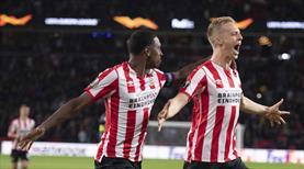 5 gollü maç PSV'nin (ÖZET)