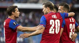 Basel farklı başladı: 5-0 (ÖZET)