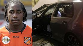 Hollandalı futbolcu öldürüldü