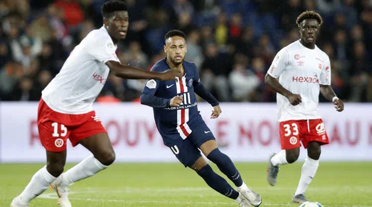 Paris Saint-Germain'in müthiş serisi sona erdi (ÖZET)