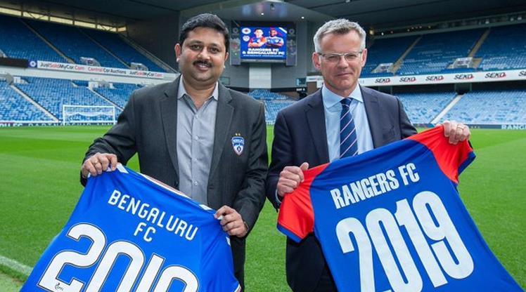 Rangers'tan geleceğe yatırım