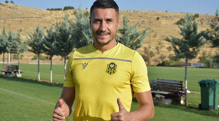 Y. Malatyaspor'da ilk yarıya Jahovic damga vurdu