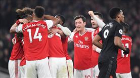 Arsenal yeni yıla galibiyetle girdi