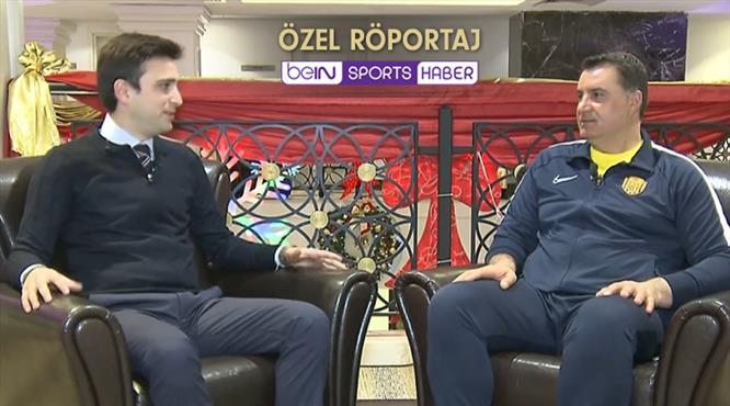 Mustafa Kaplan, beIN SPORTS'a konuştu