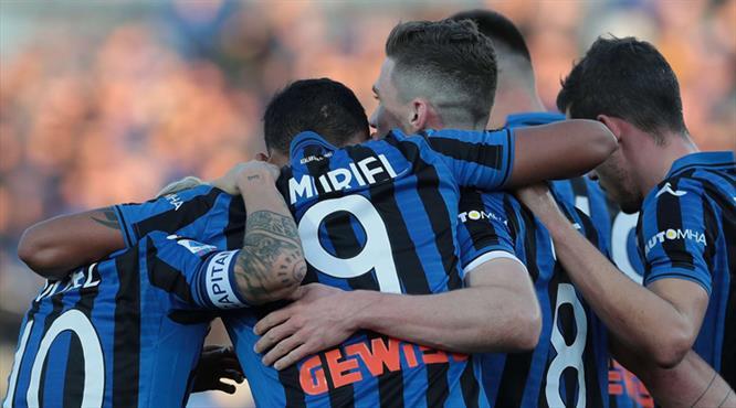 Atalanta fark attı: 5-0 (ÖZET)