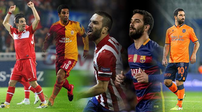 Bayrampaşa'dan Florya'ya, Madrid'den Barcelona'ya...