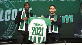 Konyaspor, Thuram'ı kadrosuna kattı