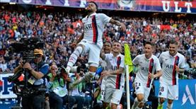 Tıkla ve izle! Ligue 1'de ilk yarının en güzel 5 golü burada