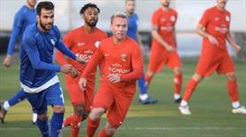 Antalyaspor'dan 4 gollü prova