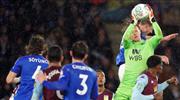 Aston Villa avantajı kaptı (ÖZET)
