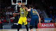İşte Baskonia - Fenerbahçe Beko maçının özeti