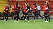 İlk yarının golleri: Gaziantep FK
