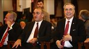 Galatasaray'da divan kurulu toplantısı yapıldı
