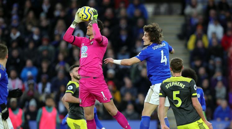 Leicester City ağır yaralı