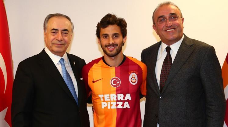 """""""Galatasaray'a gelmeyi çok istiyordum"""""""